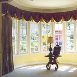 Kingston Valance and Drapes