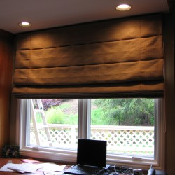 Grommet Style Shade